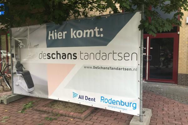 Verbouwing De Schans Tandartsen Leiden