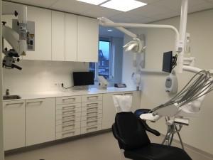 Behandelkamer de schans tandartsen