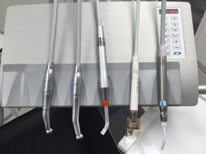 Apparatuur tandarts