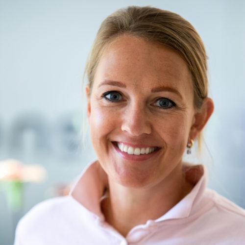 Babette Korteweg, tandarts de schans tandartsen