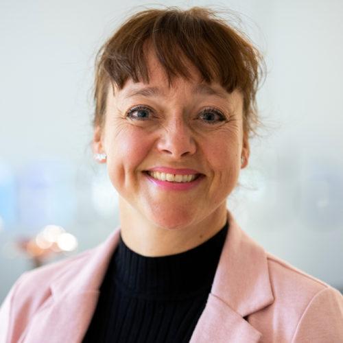Belinda Melsen, office manager de schans tandartsen