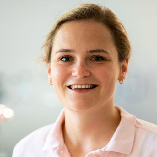 Britt de Nie, mondhygieniste de schans tandartsen