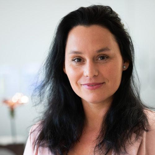Dana Smidkova, office manager de schans tandartsen