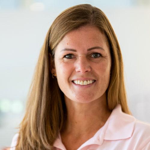 Ingrid van Willegen, paro-preventieassistente