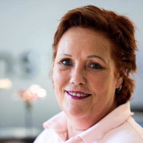 Janneke van Musscher, tandartsassistente de schans tandartsen