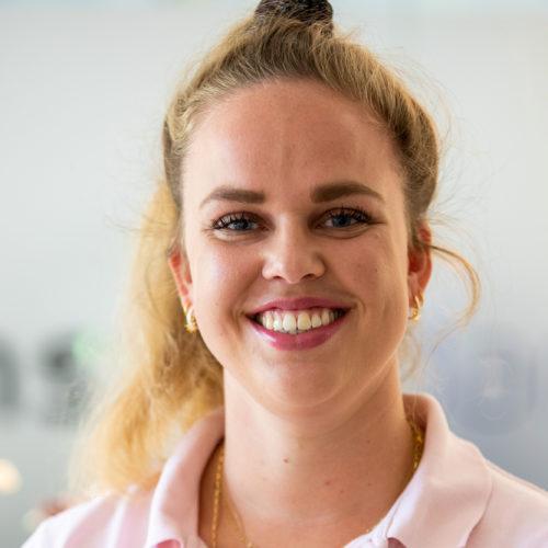 Jantine Yntema, tandarts de schans tandartsen