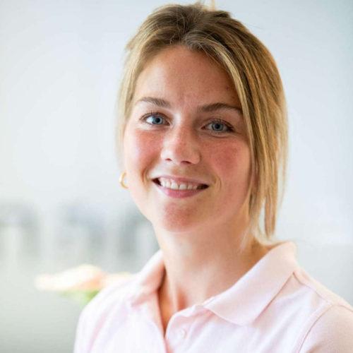 Eline Dekker, de schans tandartsen